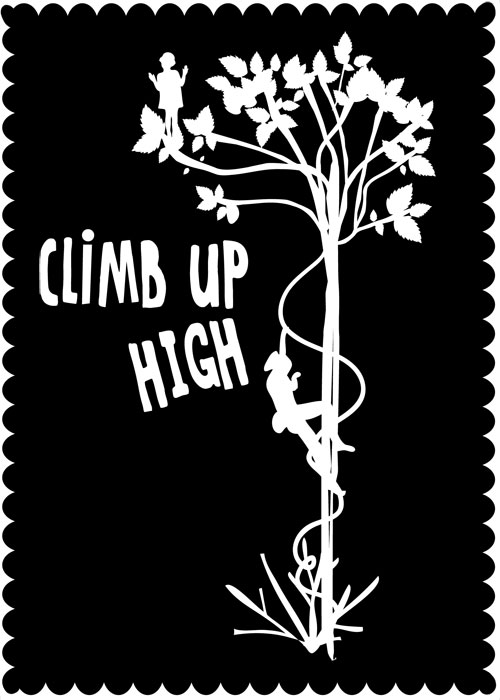 Climb Up High by melemel