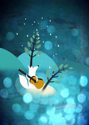 Blue Night Serenade
