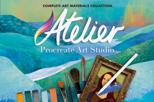 Atelier Procreate Complete Artists Brushes