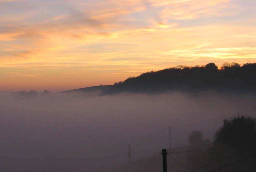 Mist by melemel