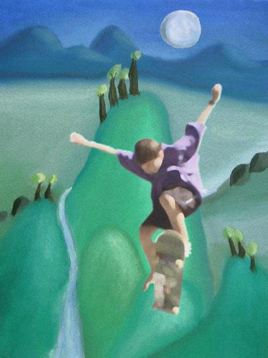 Jump by melemel