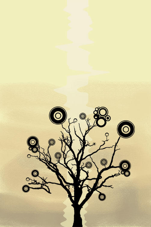 Tree by melemel
