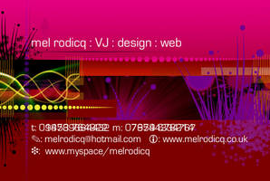New business card by melemel