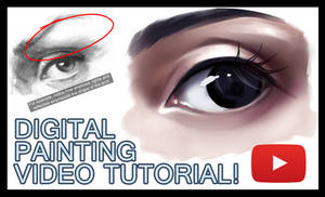 Tutorial - How to paint a semi-realistic eye