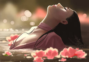 Bloom by Sayuki-Art