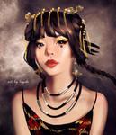 Chinese Princess (+ Speedpaint in description!)