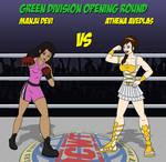 Manju vs Athena (CLOSED!)