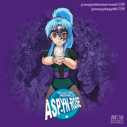 Aspyn Rose: Spirit Detective by mayydayy