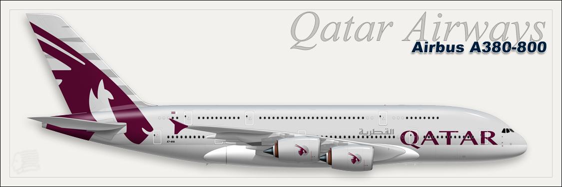 a380 qatar airways by inuksuk on deviantart. Black Bedroom Furniture Sets. Home Design Ideas