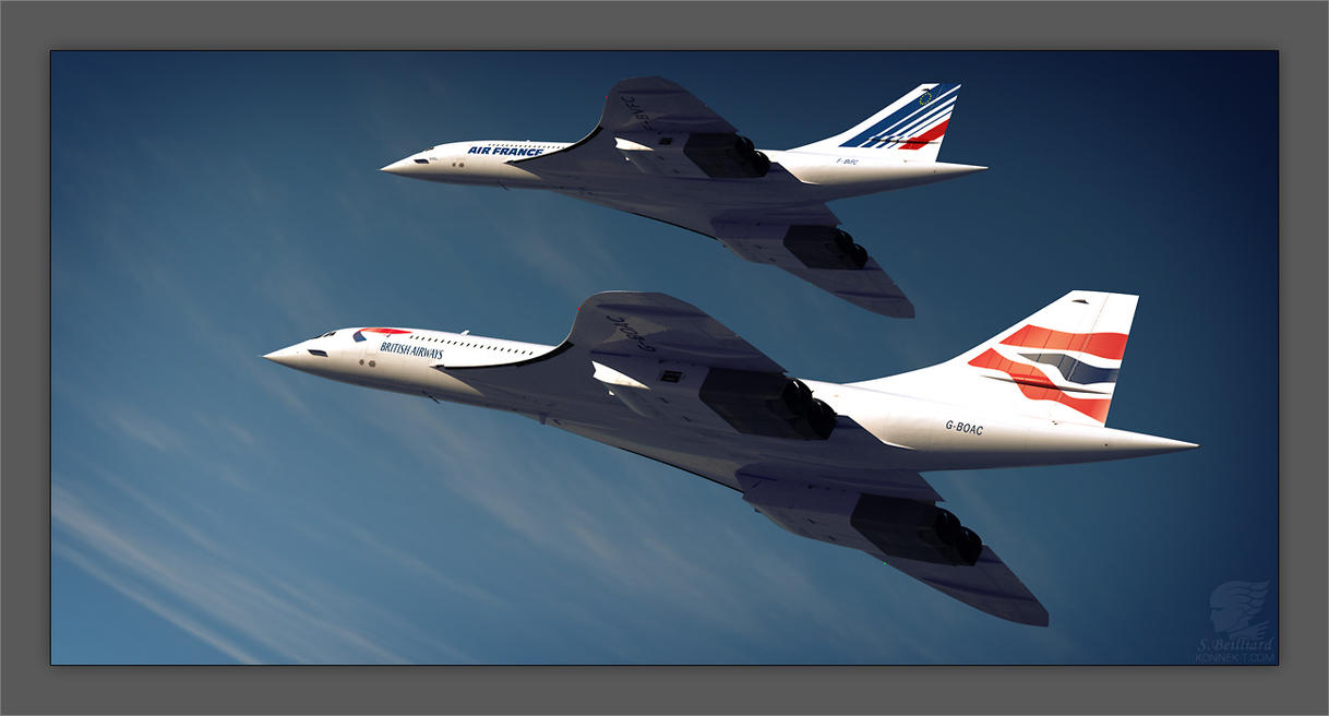 air france concorde wallpaper - photo #31