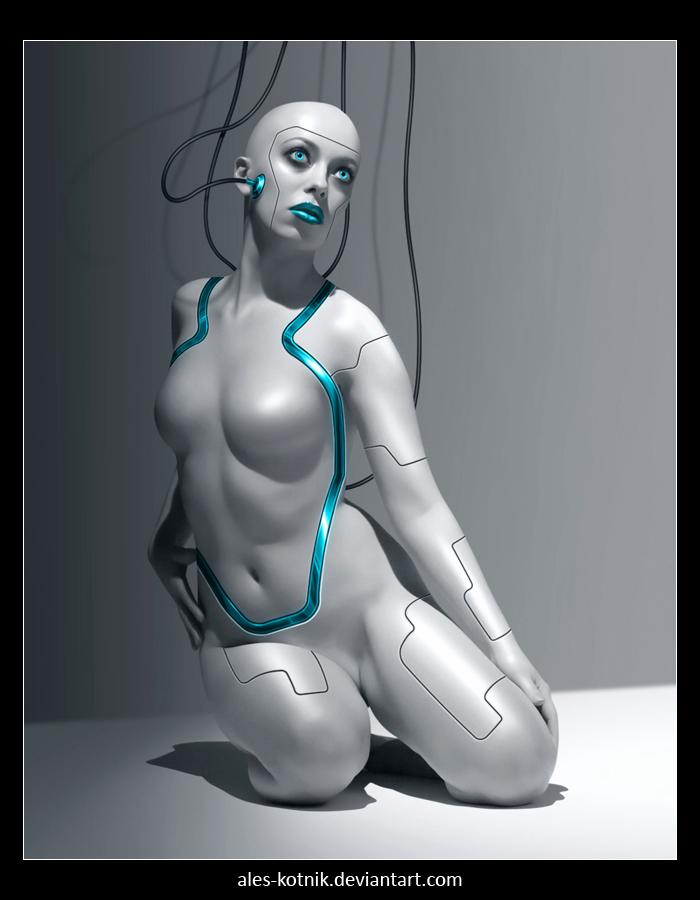 Cyborg by ales-kotnik