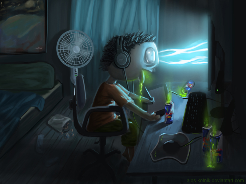 Geek by ales-kotnik