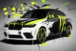 BMW X6 Monster