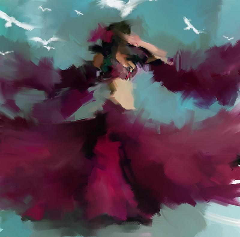Dancer by ales-kotnik