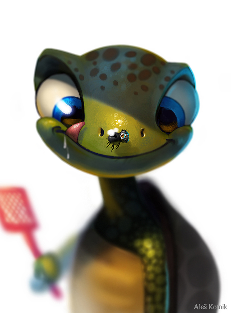 Personal project - Lenny by ales-kotnik