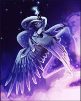 Luna by CaramelBrulee