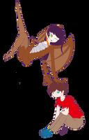 Commission: siblings by Narumi-Naru