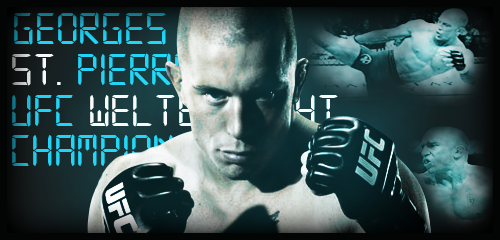 Georges St Pierre by ASCShock