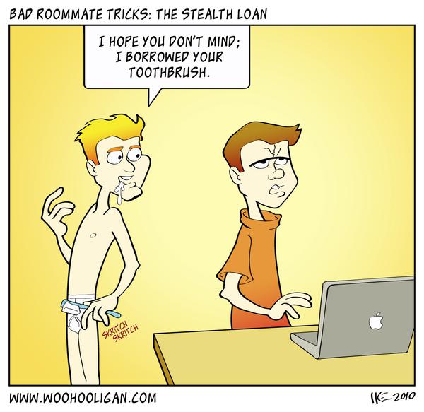 BRT: the Stealth Loan by woohooligan