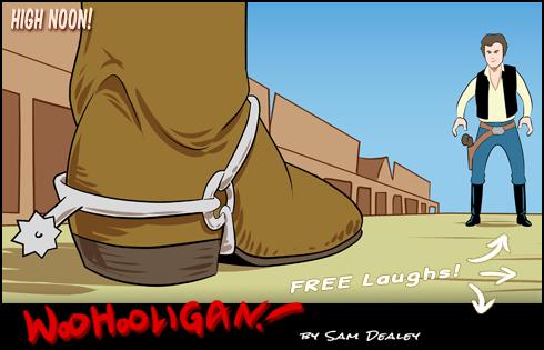 HighNoon by woohooligan