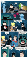 BatMan Go!
