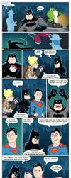 BatMan Go! by woohooligan