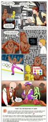 Let the Wookiee Win! by woohooligan