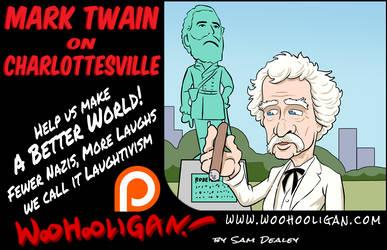 Mark Twain on Charlottesville