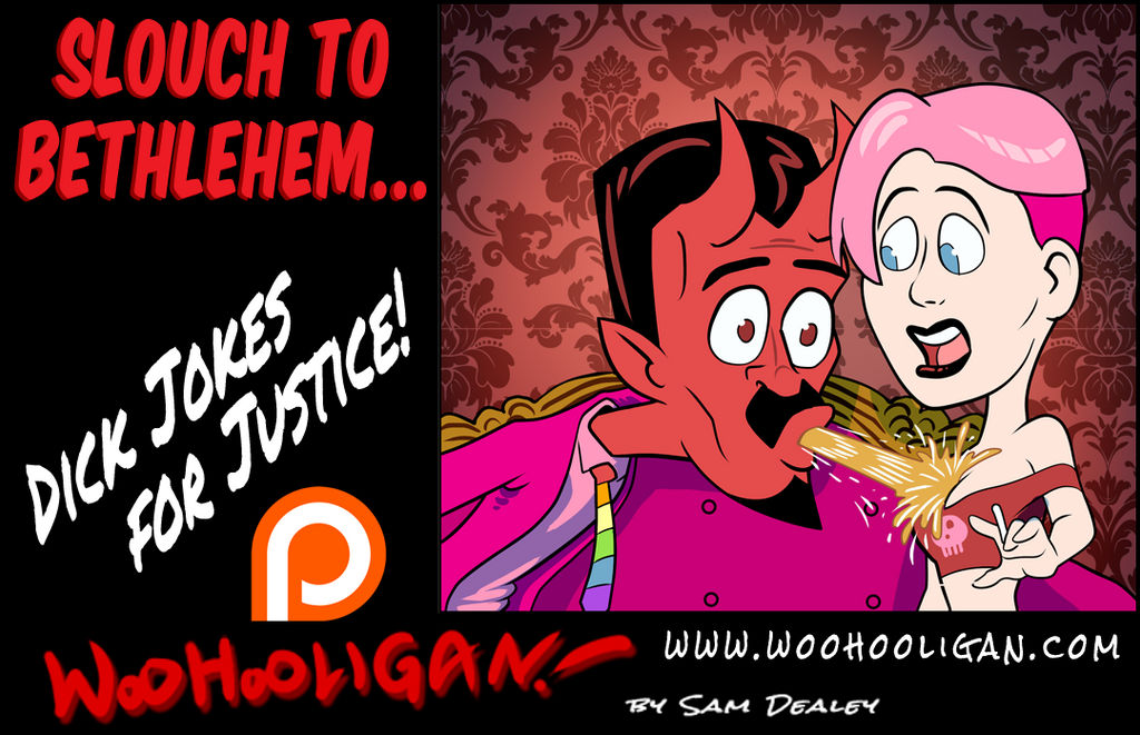 Hellbent: Slouch to Bethlehem p18