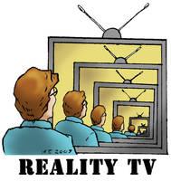 Reality TV Redux by woohooligan