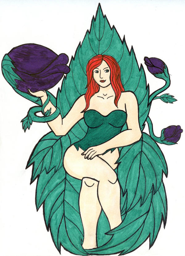 Queen of Poison by ArtsyRobotz