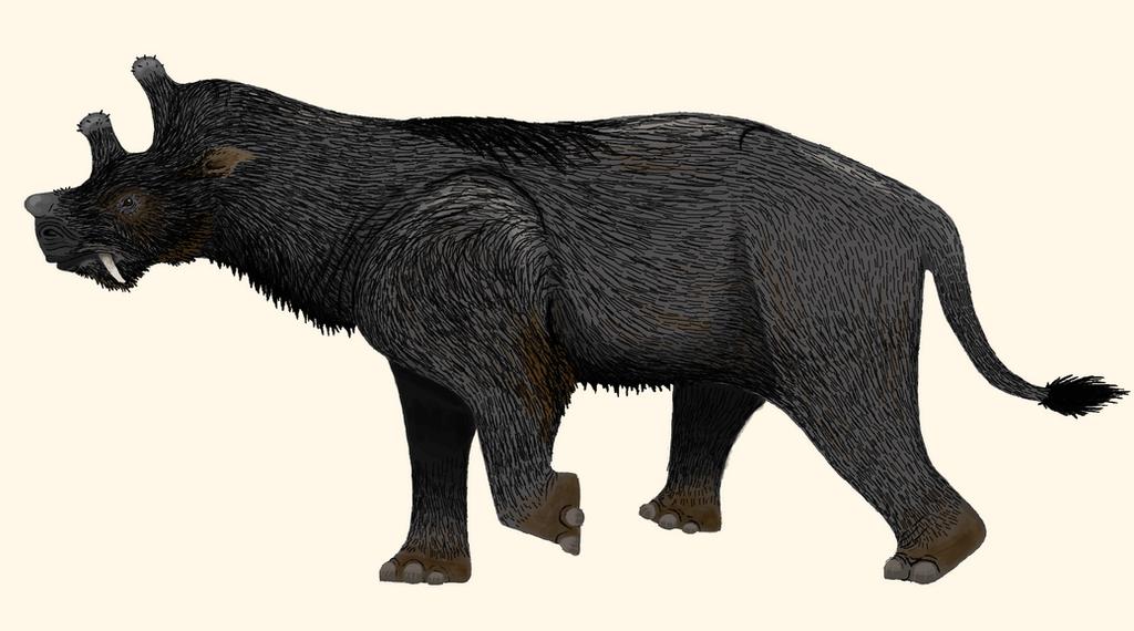 Eobasileus cornutus by EpicEiniosaurus