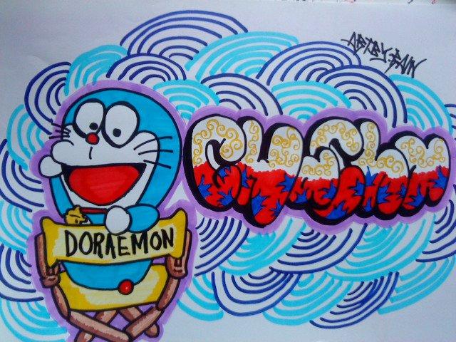 Chacha Graffiti Sketch By RinaRain93 On DeviantArt