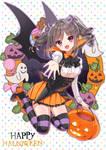 Happy Halloween by lunaticjoker