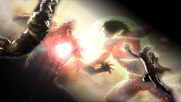 Avengers - Attack on Titan Season 2 Opening thumb