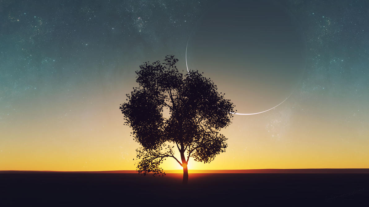 The Tree of Life by fallenZeraphine