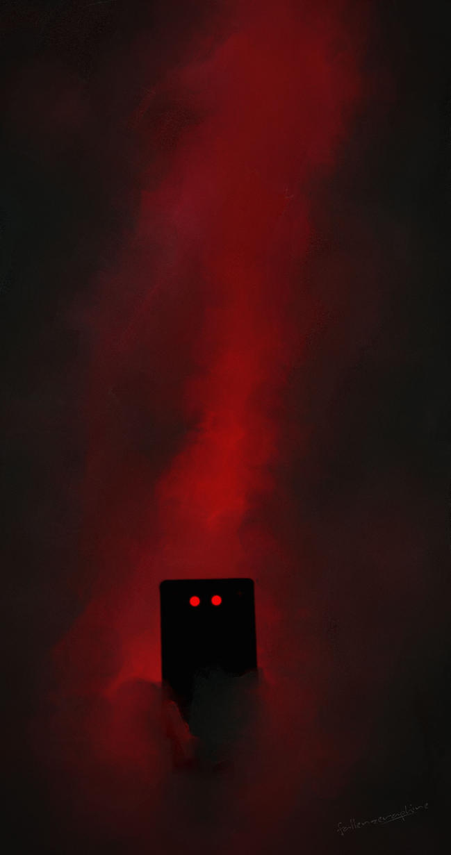 Heart of Darkness by fallenZeraphine