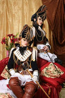 Trinity Blood: Mary and Judith by WeissEpilog