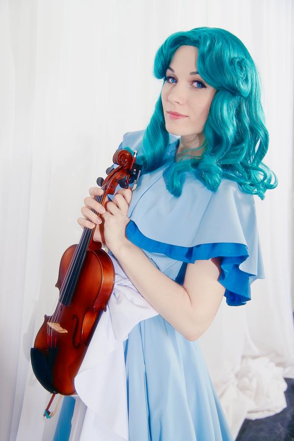 Violinist by WeissEpilog