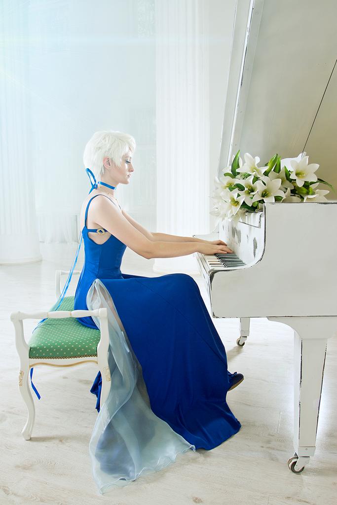 Princess Uranus by WeissEpilog