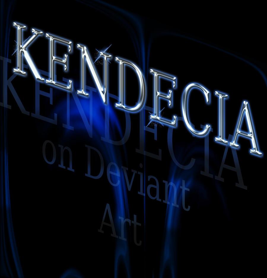 Kendecia's Profile Picture