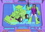 Transformers - Scrapper
