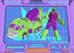 Transformers - Mixmaster