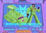 Transformers - Bonecrusher