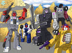 Transformers - Stunticons