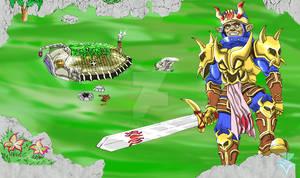 Gadwin - Knight of Dight