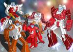 Transformers - Technobots