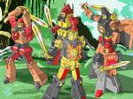 Transformers - Predacons