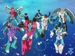 Transformers - Seacons