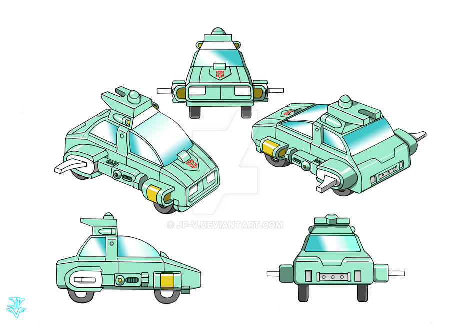 Moonracer - Vehicle Study by JP-V